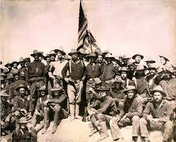 Teddy Roosevelt and Rough Rides