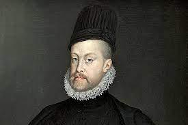 Felipe II.