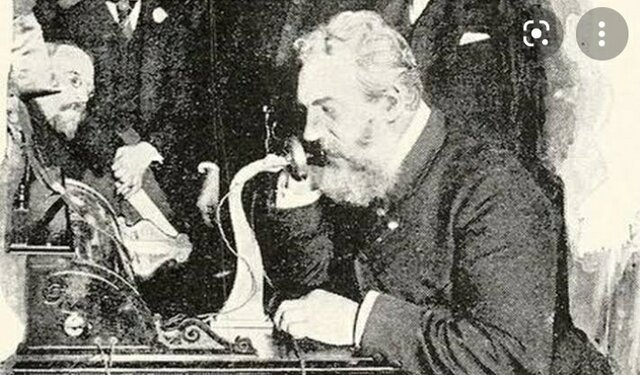 Telefono de Graham Bell