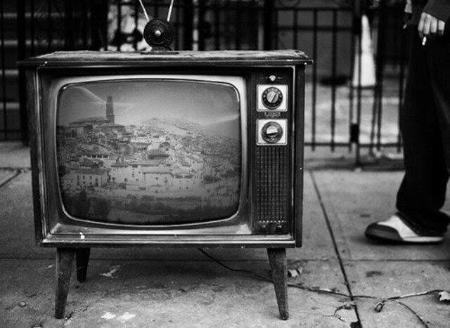 El televisor.