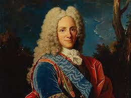 Felipe V 1º Casa de Borbón.