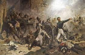 Guerra de la Independencia.(Dirigida por José Bonaparte)
