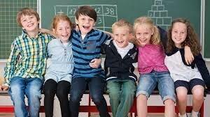 Desarrollo de niños de 5 a 8 años