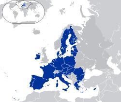 fundacion de la union europea
