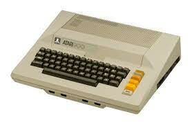 The introduction of the Atari 400 and 800 computers.