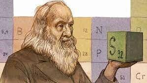 el inicio de la tabla periódica.