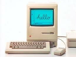 Apple introduces the Macintosh computer.