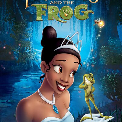 Princess and the frog  timeline