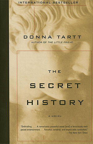 Attended The Secret History book discussion