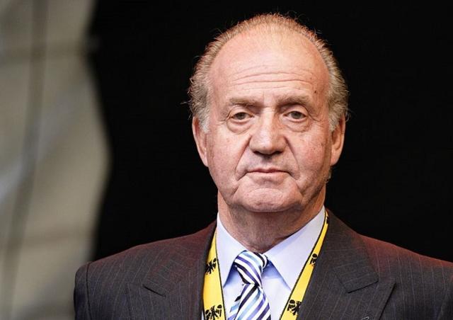 Juan Carlos I. (Trae Democracia)
