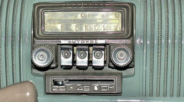 Radios para automóviles