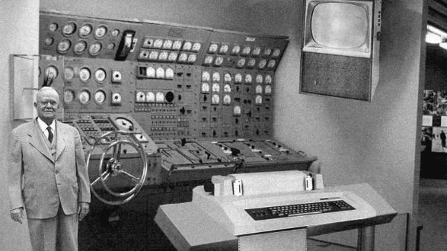 Invención de la  computadora