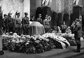 Hitler died