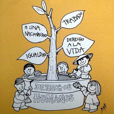 ANTECEDENTES MEDIOS PROTECTORES DE DERECHOS HUMANOS timeline