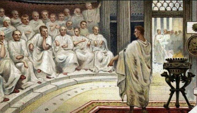 ANTECEDENTES EN ROMA