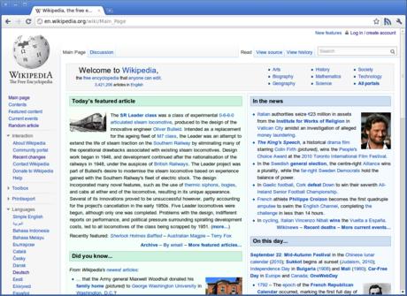 World Wide Web Language is Written