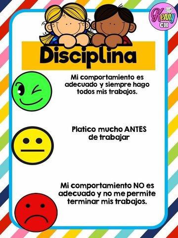 REGLAS DE DISCIPLINA