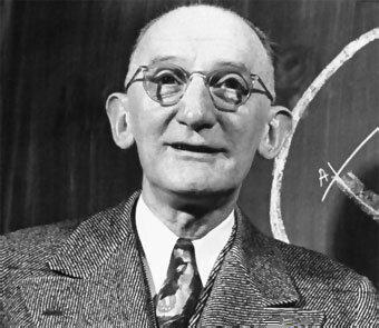 Louis Leon Thurstone teoría aptitudes primarias