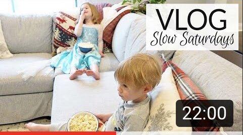 """Vlog | Slow Saturdays"""