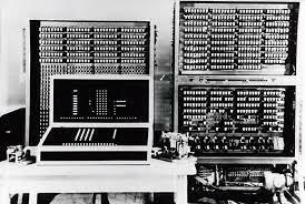 Primer computador electrónico digital programable