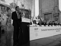 Se estableció la coordinadora de la reforma educativa durante el periodo de Luis Echeverría