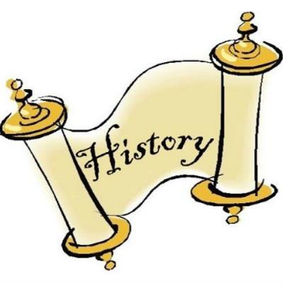 Social Media History Timeline