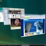 Windows Vista Flip 3D