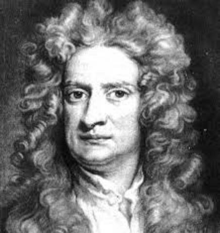 Principio Matemático de Newton