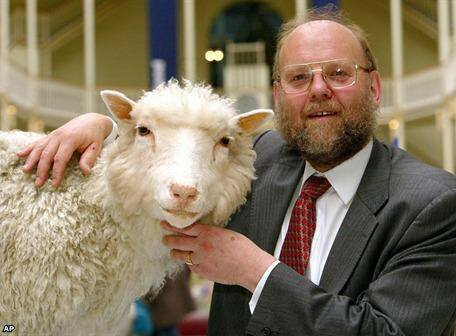 Lo oveja Dolly