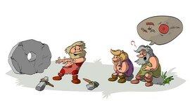 Evolución de la ingeniería  timeline