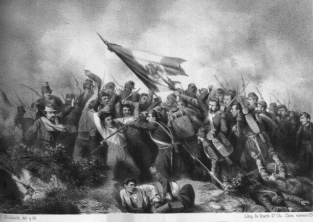 Batalla de La Carbonera