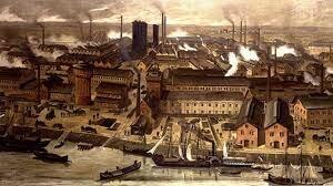 Revolución Industrial (1700 – 1900)