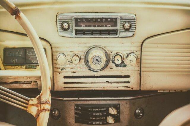 Automóviles con Radio