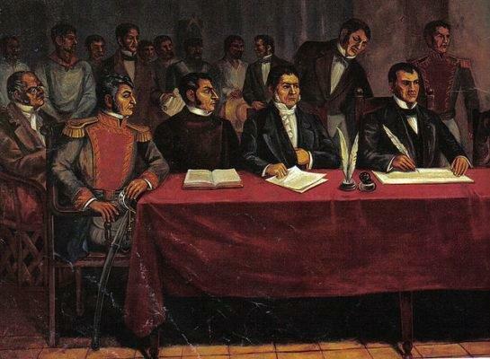 First congress