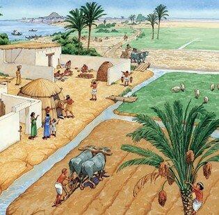 La Administración en Mesopotamia