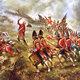 Grenadiers british painting battle of bunker hill 1909