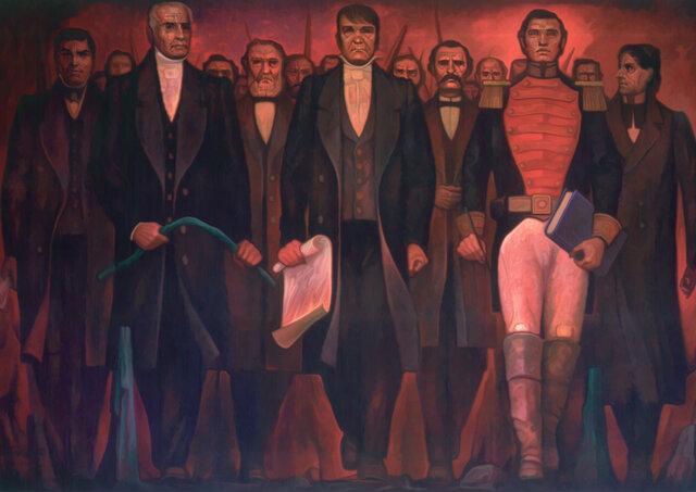 Reforma para la restauración del Senado 1874