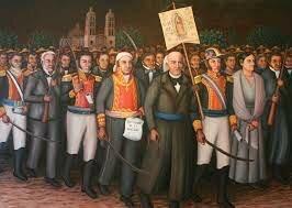 Inicio la lucha por la independencia de México.