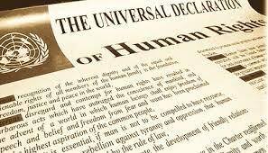 Declaración Universal de los Derechos del Hombre