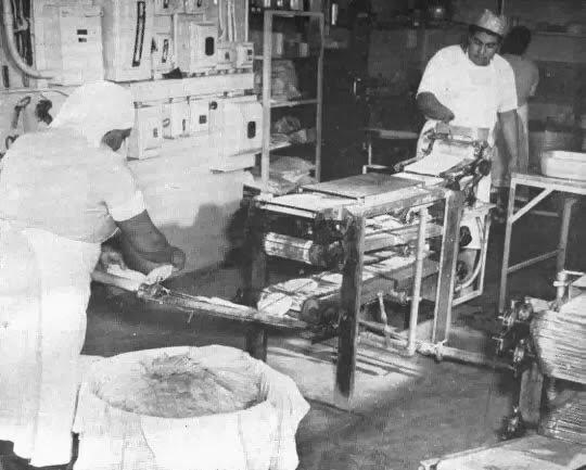 Maquina de tortillas