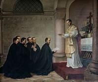 Fundación de la Orden de los Jesuitas