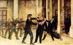 Golpe de Estado militar vs. Madero (Decena trágica) 1913
