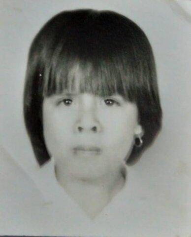 Fui creciendo era una niña tímida
