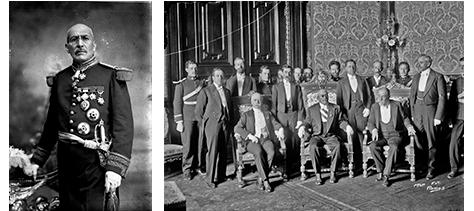 Gobierno de Victoriano Huerta 1913