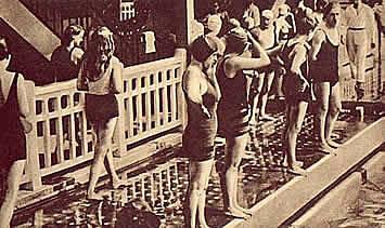 1869: Creación Metropolitan Swimming Clubs Association
