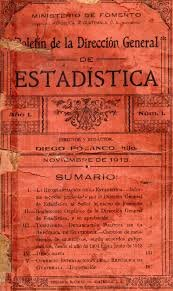 Dirección General de Estadística