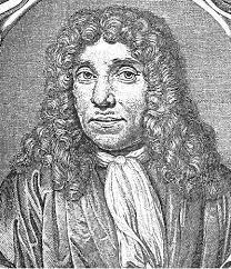 1675 Anton Van Leewenhoek