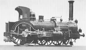 Primeros trenes
