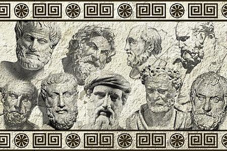 Presocracia y naturalistas