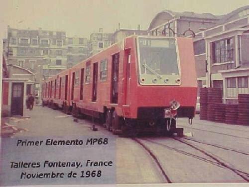 El metro de la CDMX